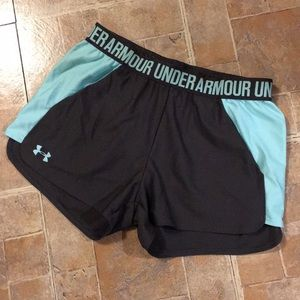 Under Armour athletic shorts size women's small
